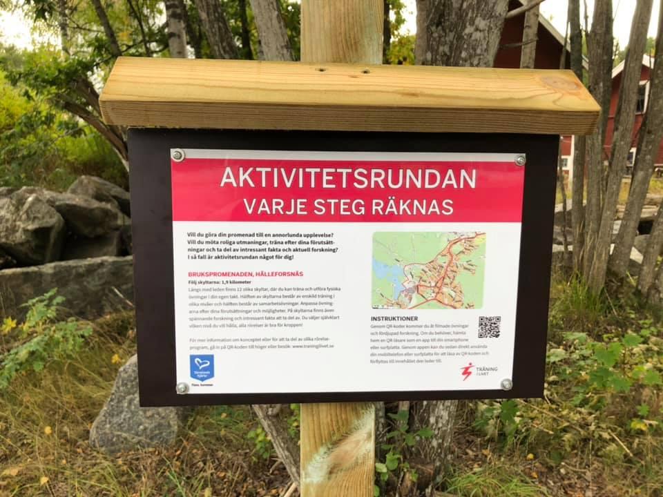 Stopp i tågtrafiken mellan Eskilstuna och Hälleforsnäs